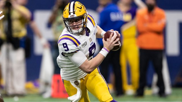 Georgia vs. LSU (Football)