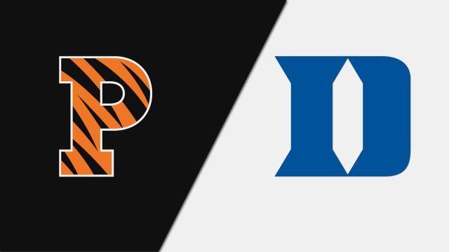 Princeton vs. #5 Duke (M Soccer)