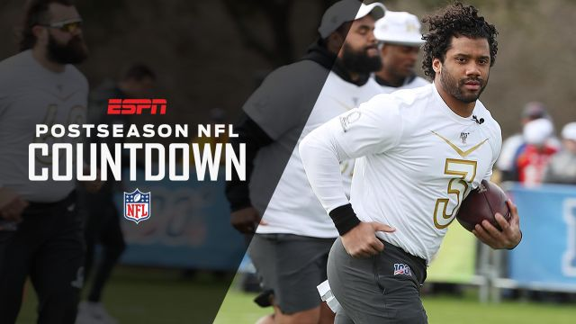 Postseason NFL Countdown Presented by Snickers