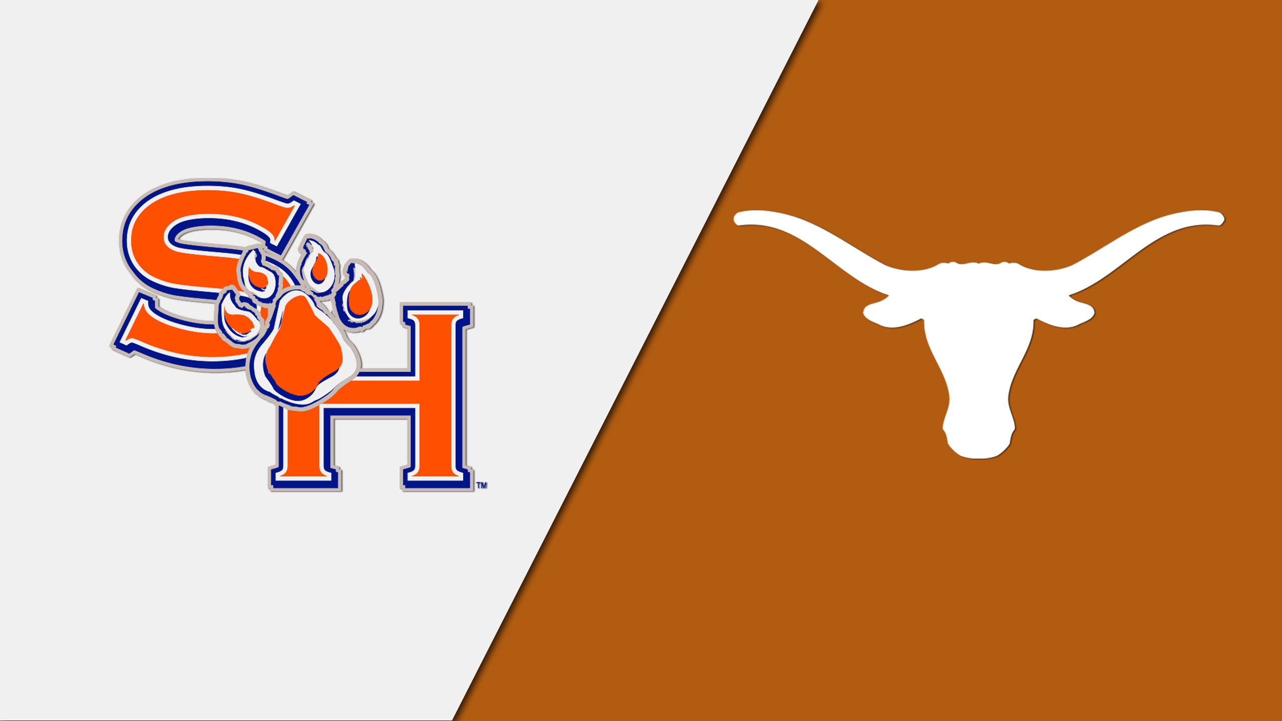 Sam Houston State vs. #10 Texas (Softball) (re-air)