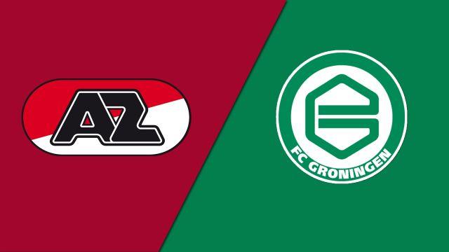 AZ Alkmaar vs. Groningen