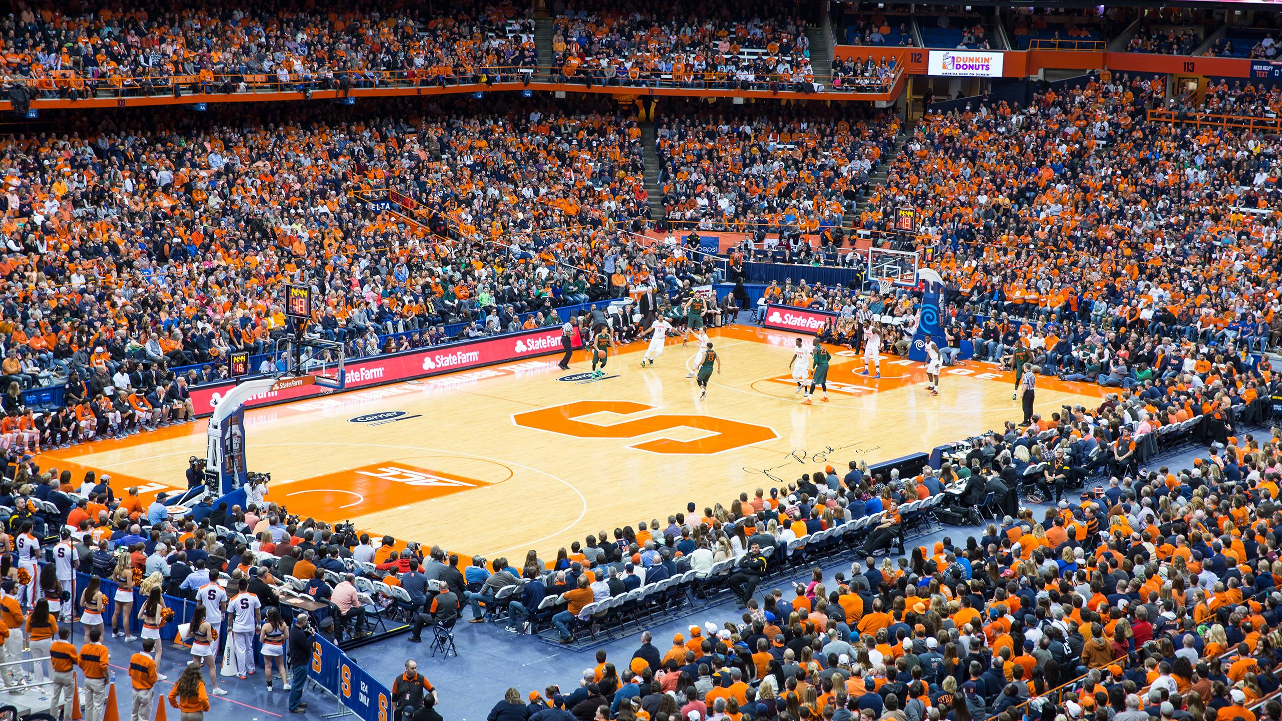 Above the Rim - #1 Duke vs. Syracuse (M Basketball)
