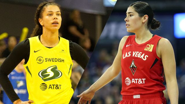 Seattle Storm vs. Las Vegas Aces