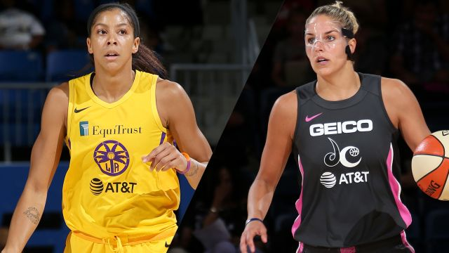 Los Angeles Sparks vs. Washington Mystics