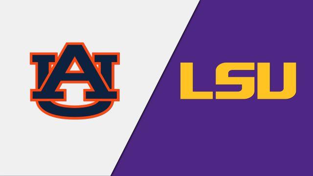 Auburn vs. #20 LSU (Baseball)