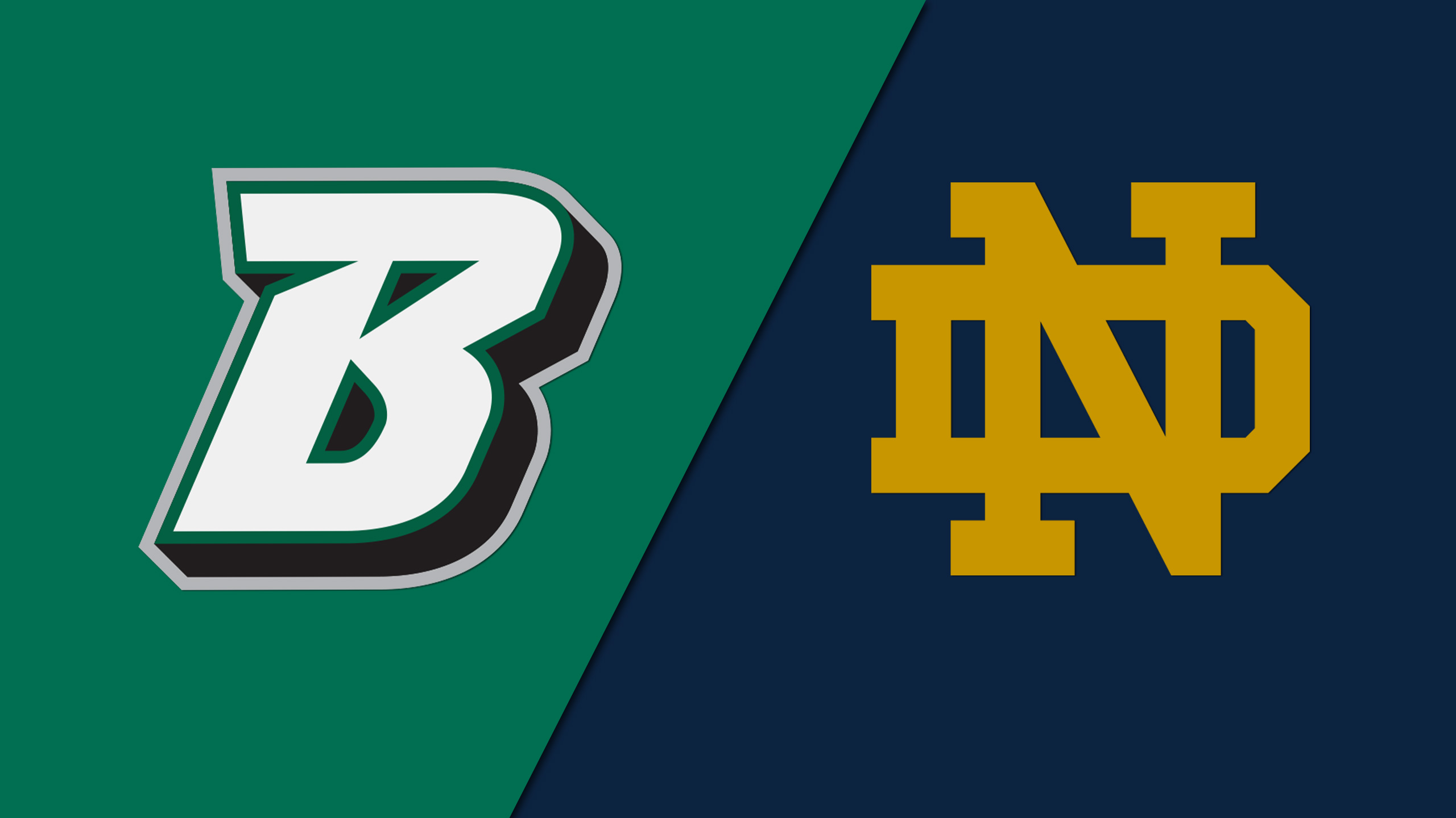 Binghamton vs. Notre Dame (M Basketball)
