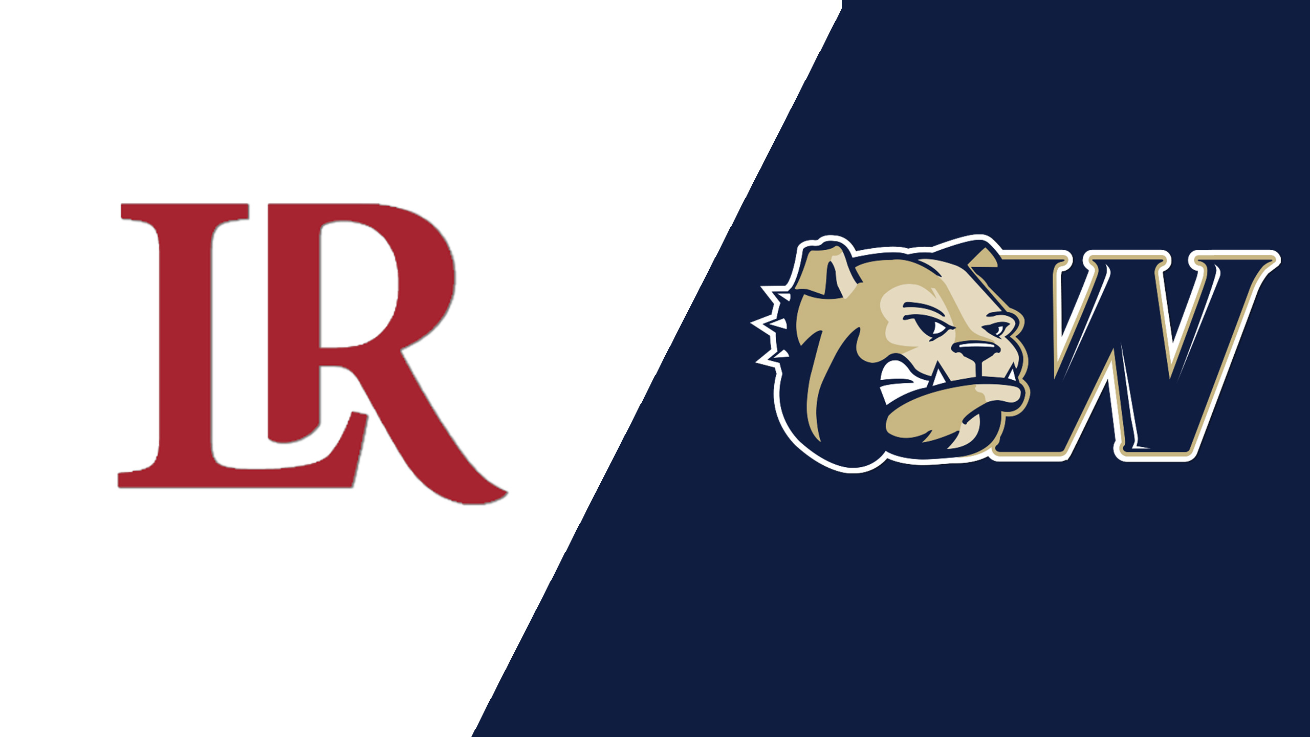Lenoir-Rhyne vs. Wingate (Football)