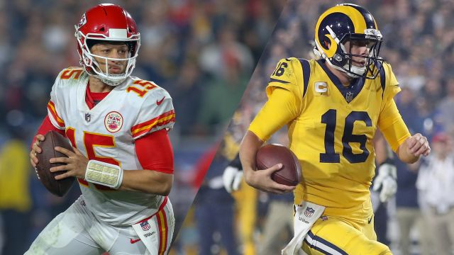 2018: Kansas City Chiefs vs. Los Angeles Rams