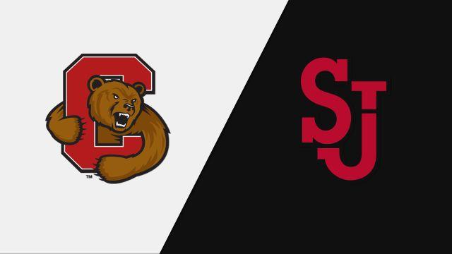 Cornell vs. St. John's (W Soccer)