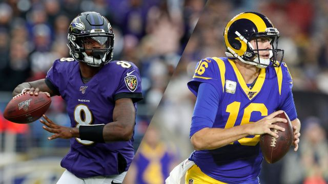 Baltimore Ravens vs. Los Angeles Rams