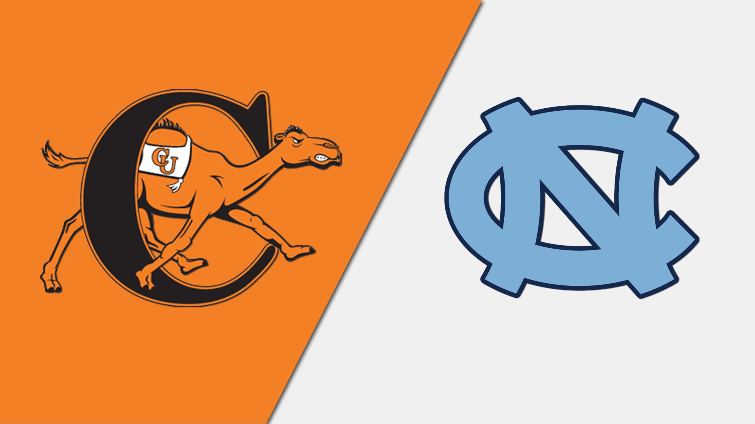 Campbell vs. #3 North Carolina (W Lacrosse)