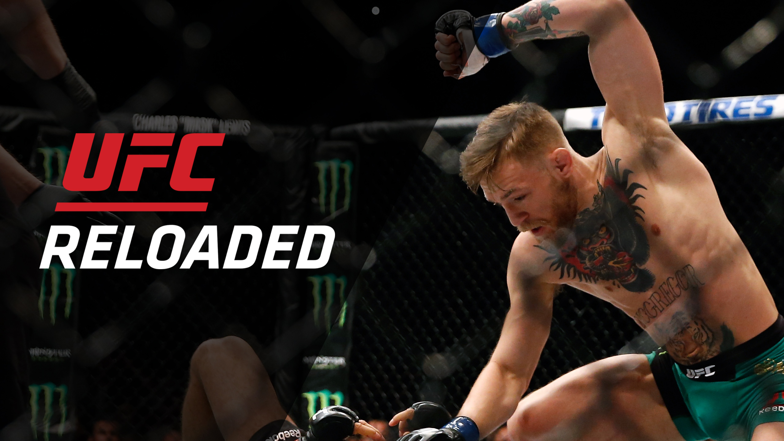 In Spanish - UFC Reloaded: 194: Aldo vs. McGregor