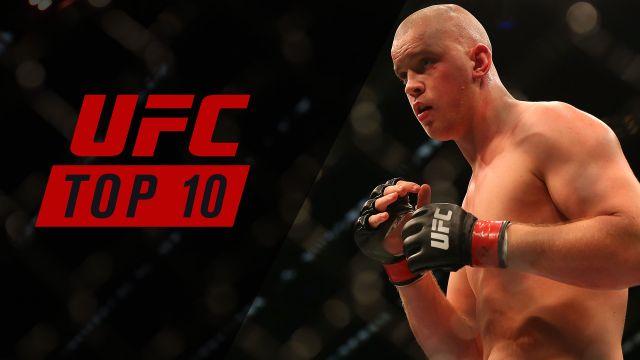 UFC Top 10: European Fighters