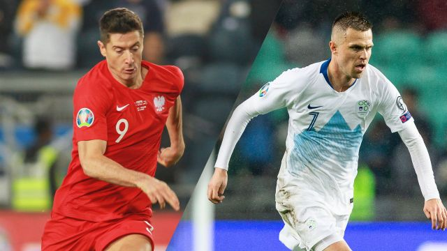 Poland vs. Slovenia (UEFA European Qualifiers)