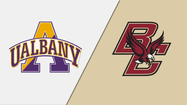 Albany vs. #1 Boston College (W Lacrosse)