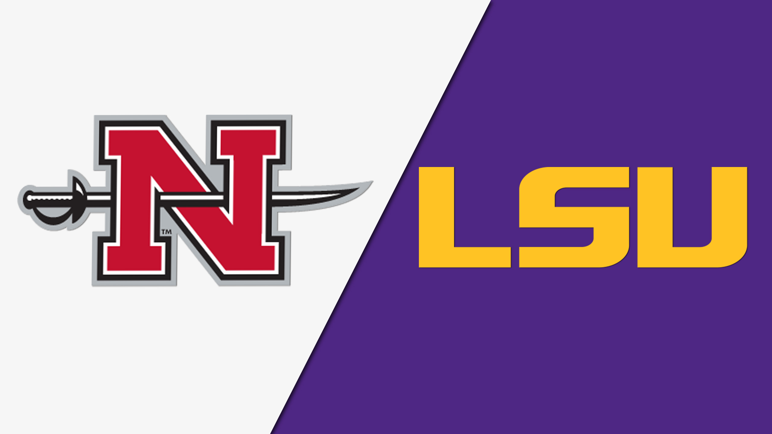 Nicholls vs. LSU (W Basketball)