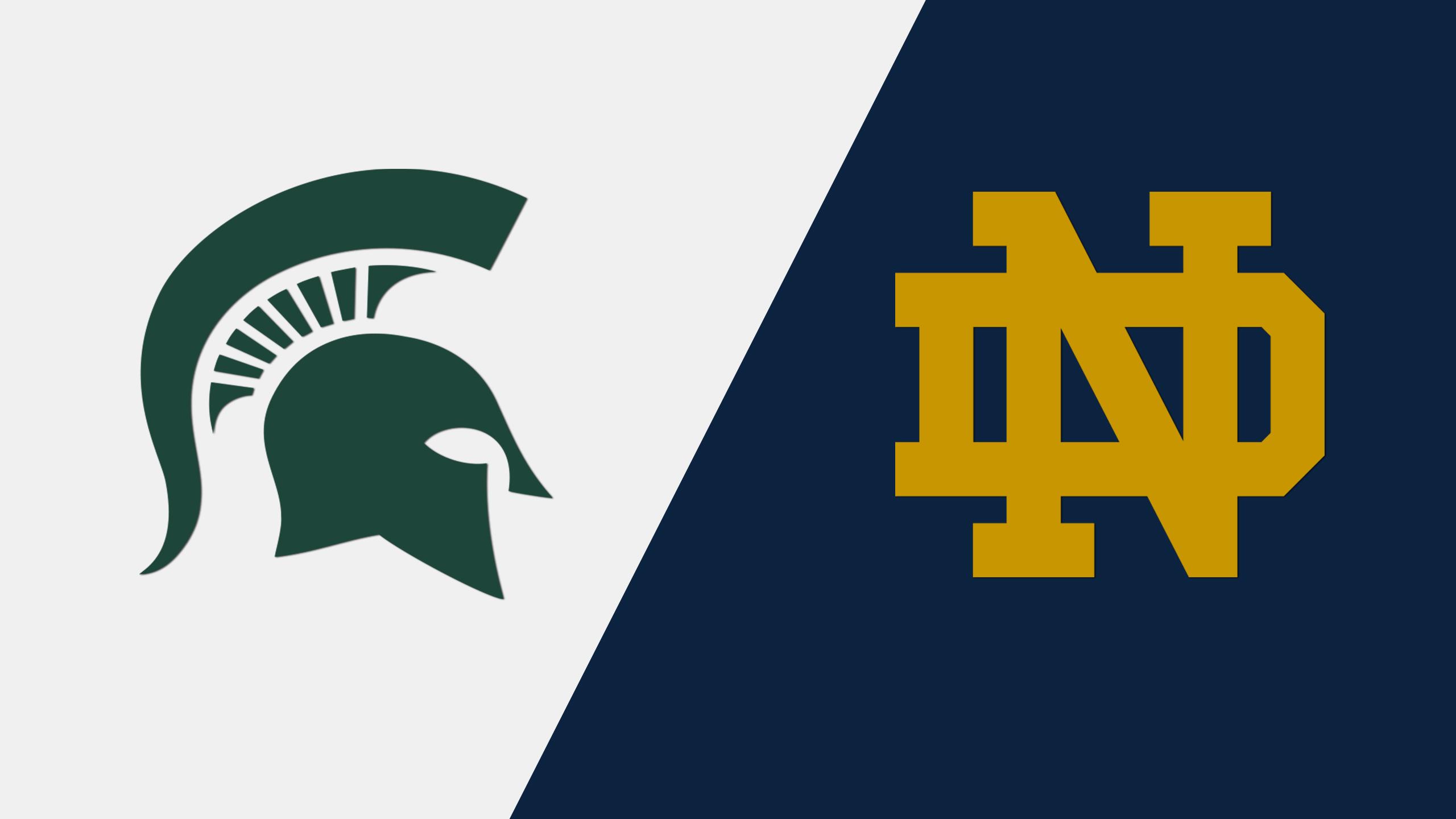 #4 Michigan State vs. #8 Notre Dame (M Soccer)
