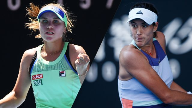 2020 Australian Open: Coverage presented by SoFi (Women's Championship)
