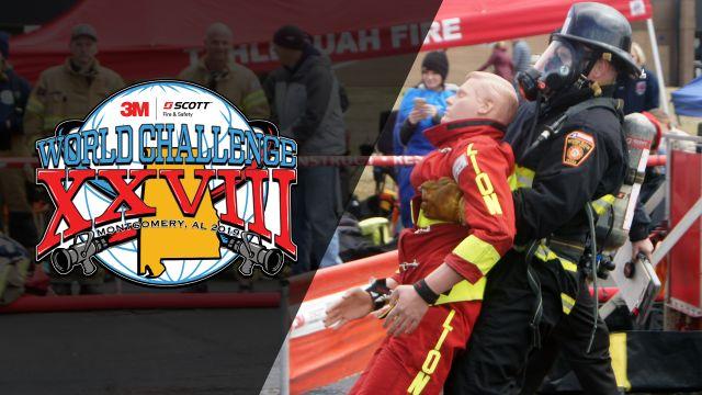 Firefighter World Challenge XXVIII (Day 2)