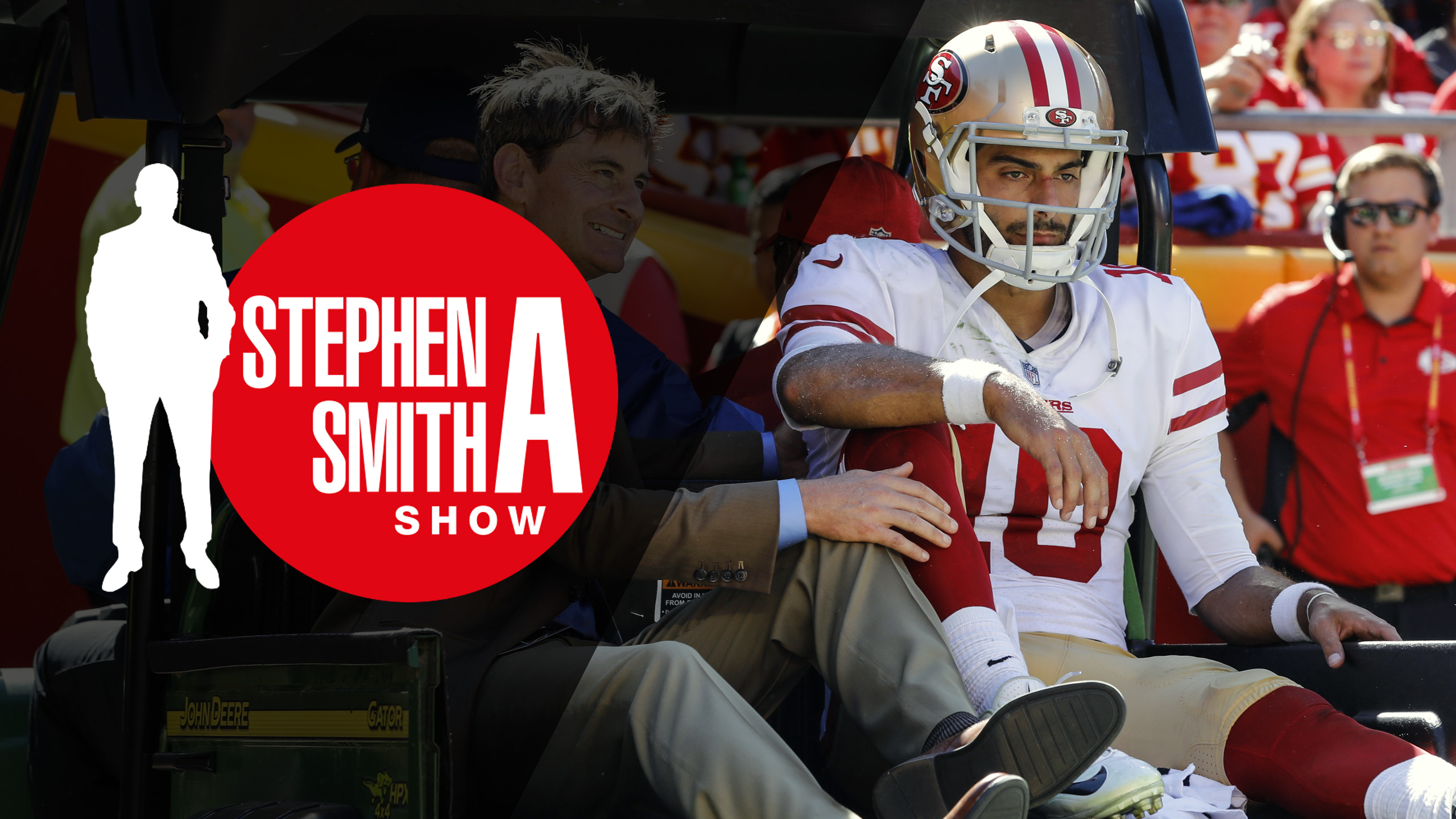 Mon, 9/24 - The Stephen A. Smith Show