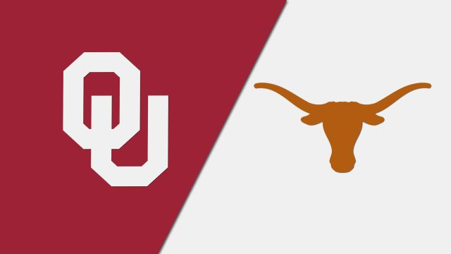 Oklahoma vs. Texas (M Basketball)