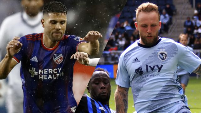 FC Cincinnati vs. Sporting Kansas City