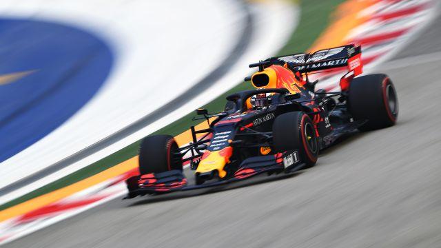 Formula 1 Singapore Airlines Singapore Grand Prix Practice 1