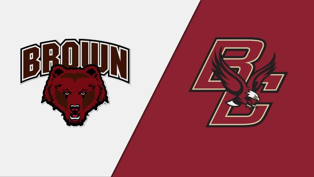 Brown vs. Boston College (W Lacrosse)
