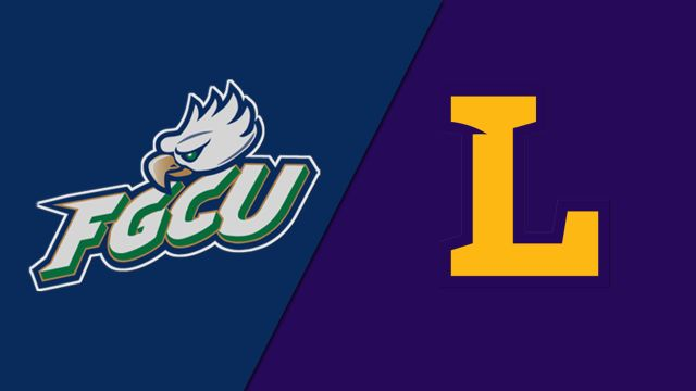 Florida Gulf Coast vs. Lipscomb (W Volleyball)