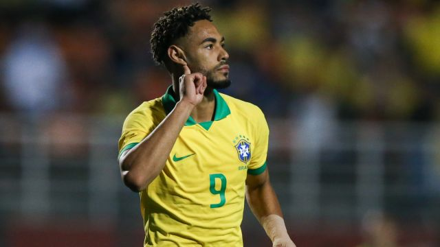 Brazil vs. Argentina (Final)