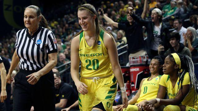 #6 South Dakota State vs. #2 Oregon (Regional Semifinal) (NCAA Women's Basketball Championship)