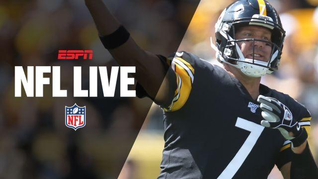 Mon, 9/16 - NFL Live