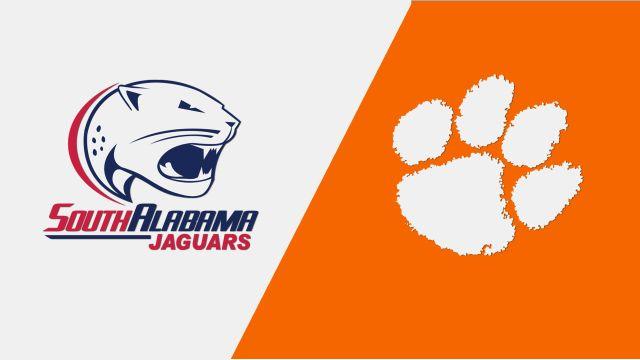 South Alabama vs. Clemson (Baseball)