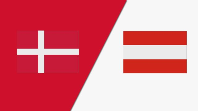 Denmark vs. Austria (Group Stage)