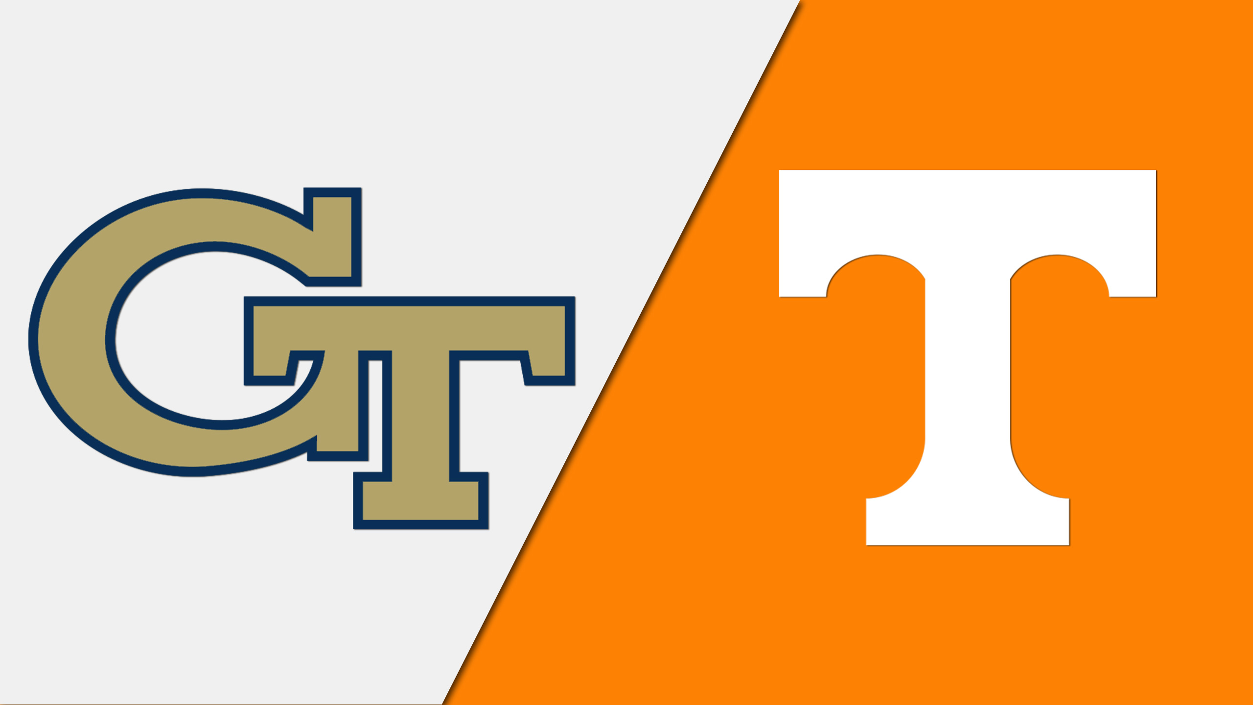 Georgia Tech vs. #5 Tennessee (M Basketball) (re-air)