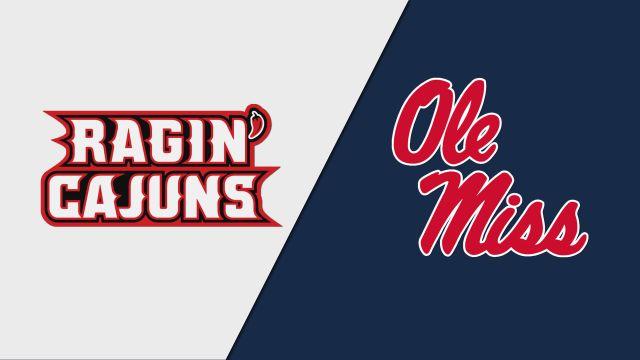 Louisiana vs. Ole Miss