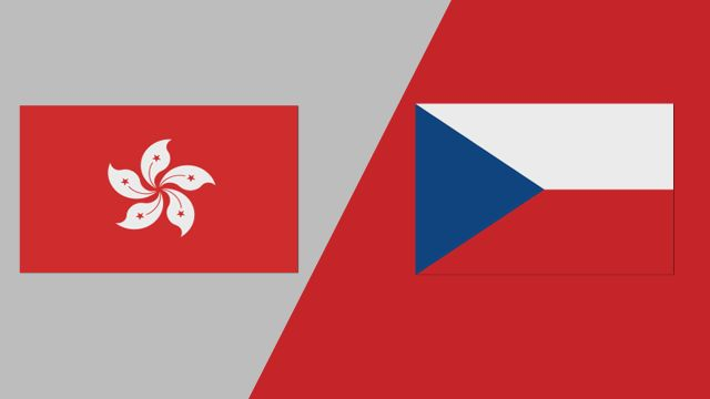 Hong Kong vs. Czech Republic