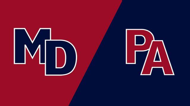 Berlin, MD vs. Clinton County, PA (Mid-Atlantic Regional Semifinal #1) (Little League World Series)