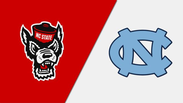 NC State vs. North Carolina (Semifinal #1) (ACC Men's Tournament)