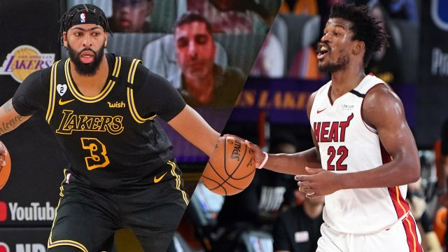 Los Angeles Lakers vs. Miami Heat (Finals, Game #4 ...