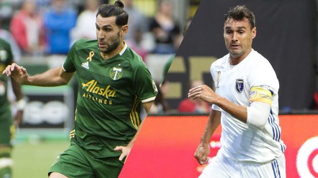 In Spanish-Portland Timbers vs. San Jose Earthquakes (MLS)