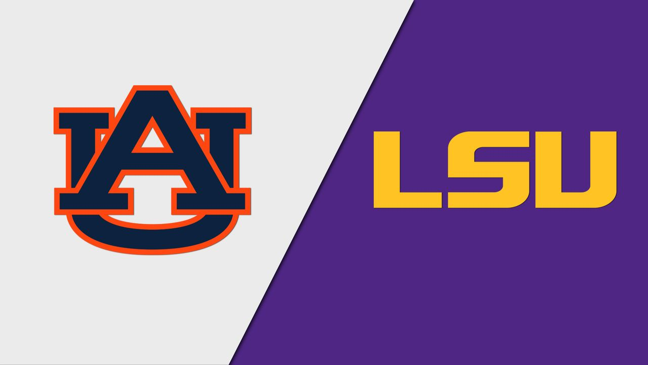 Auburn Tigers vs. LSU Tigers (ESPN Classic Football ...