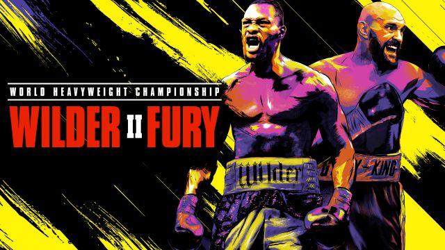 Undercard: Deontay Wilder vs. Tyson Fury II