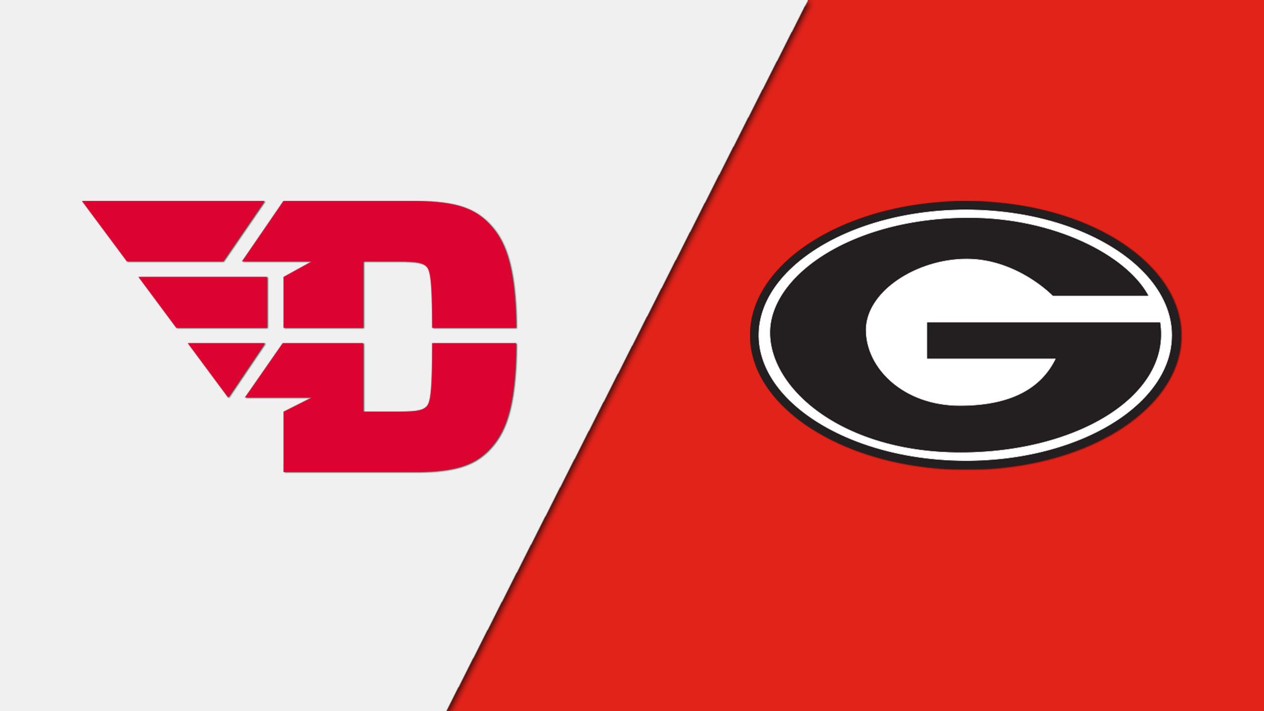 Dayton vs. #13 Georgia (Baseball)