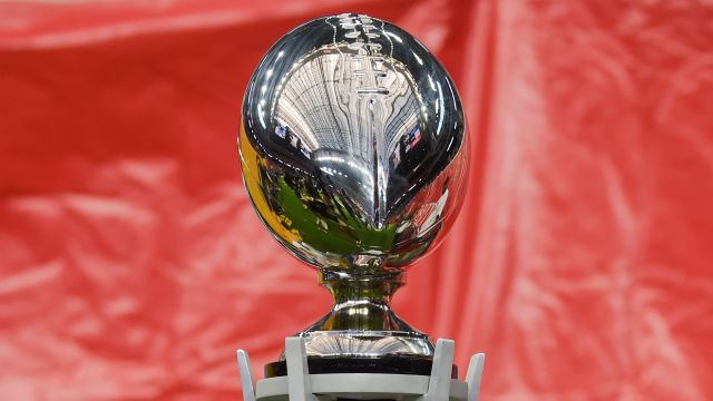 SWAC Football Championship Game Trophy Ceremony (Football)