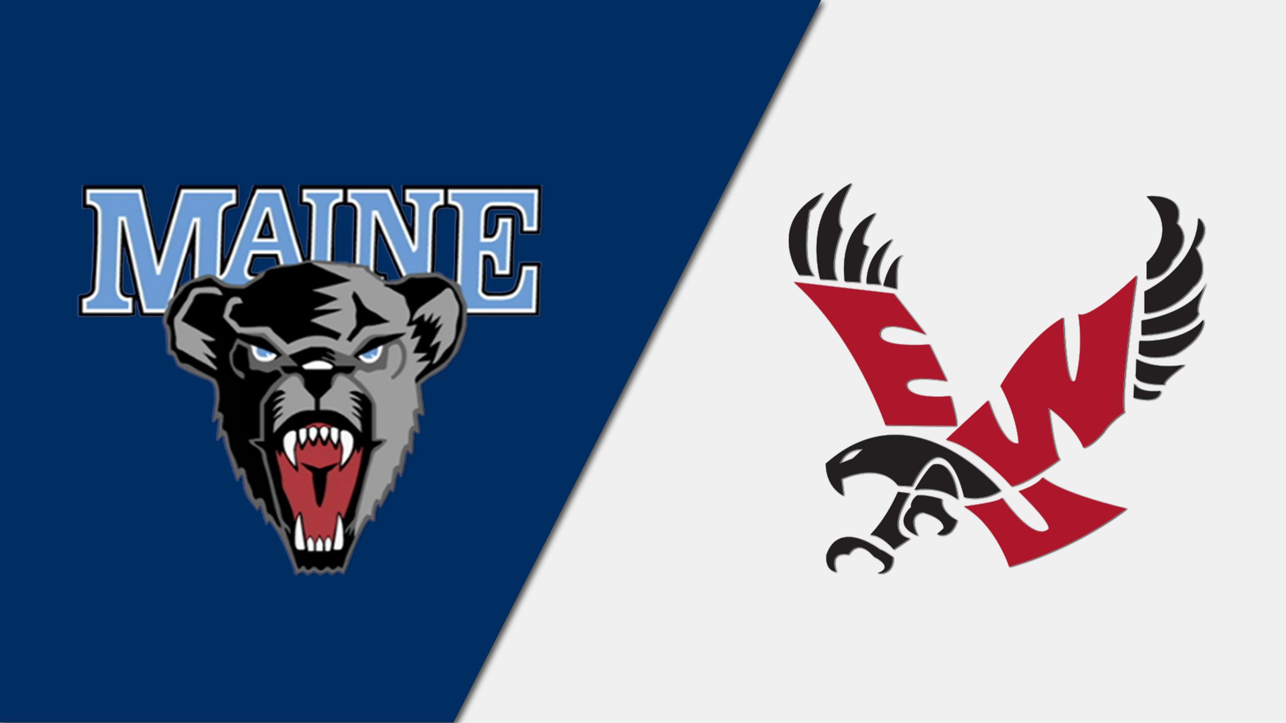 Maine vs. Eastern Washington (Semifinal) (NCAA FCS Football Championship) (re-air)
