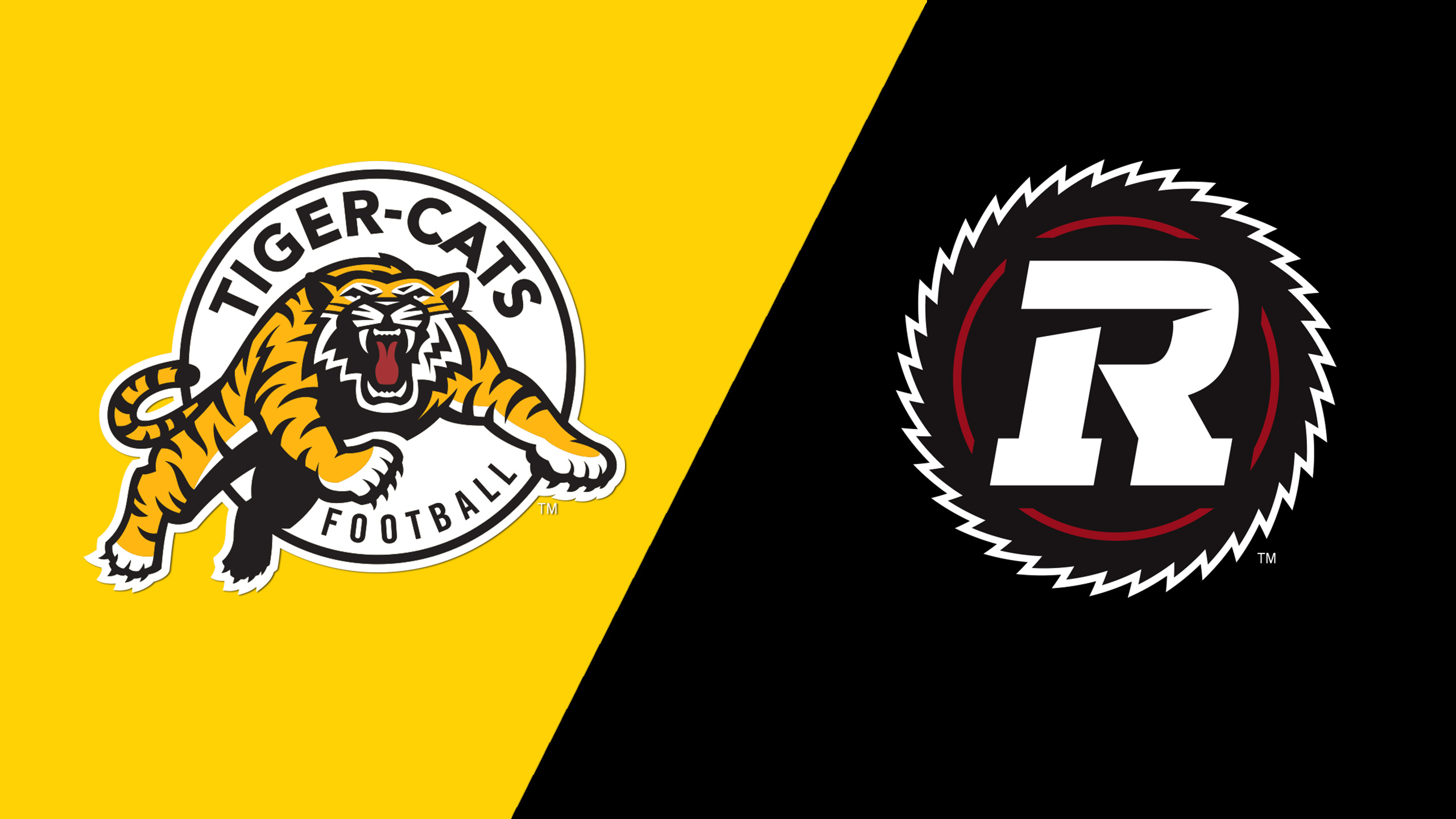 Hamilton Tiger-Cats vs. Ottawa Redblacks