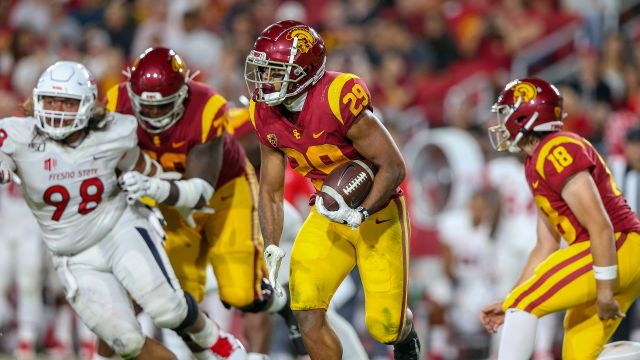 #24 USC vs. BYU (Football)