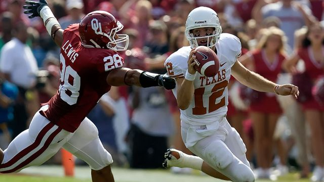 Texas Longhorns vs. Oklahoma Sooners (ESPN Classic Football)