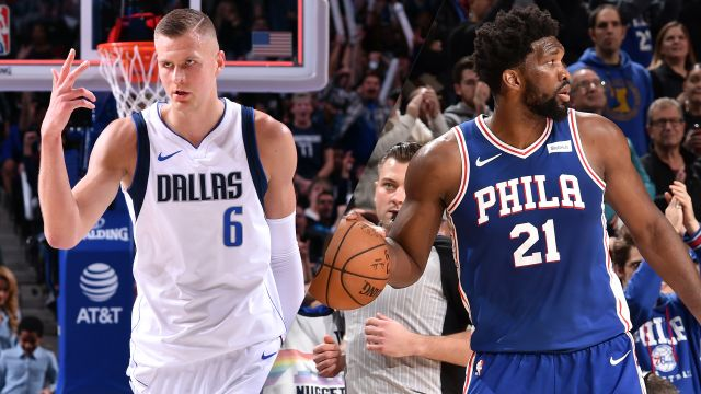 Dallas Mavericks vs. Philadelphia 76ers